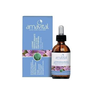 Lotiune antimatreata purificatoare, Amavital, 50ml