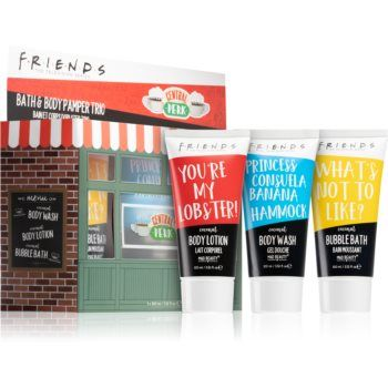 Mad Beauty Friends set de cosmetice (pentru corp)