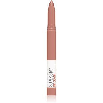 Maybelline SuperStay Ink Crayon ruj in creion