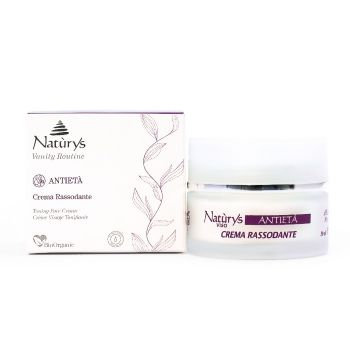 Crema pentru Fermitate - Naturys Vanity Routine Antieta Toning Face Cream, 50ml