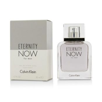 Apa de Toaleta Calvin Klein Eternity Now For Men, Barbati, 50ml