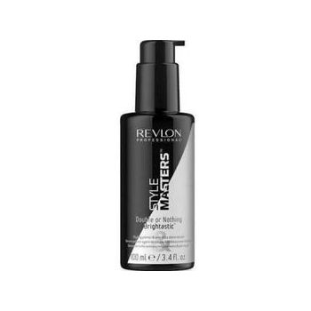 Ser de Styling pentru Stralucire - Revlon Professional Style Masters Double or Nothing Brightastic Serum, 100ml