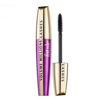 Rimel L oreal Volume Million Lashes Fatale - Black