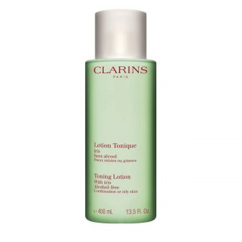 CLEANSER TONING LOTION WITH IRIS 400 Ml