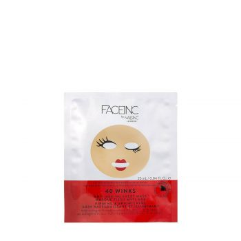 WINKS ANTI-AGEING SHEET MASK-FIRMING AND BRIGHTENING 25 Ml