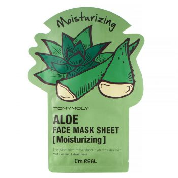 I AM REAL ALOE VERA SHEET MASK 21ml