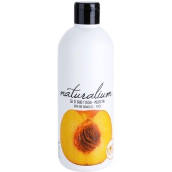 Naturalium Fruit Pleasure Peach gel de dus hranitor