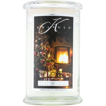 Kringle Candle Cozy Christmas lumânare parfumată
