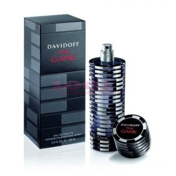 DAVIDOFF THE GAME EAU DE TOILETTE MAN