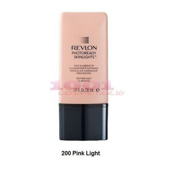 REVLON PHOTOREADY SKINLIGHT FACE ILLUMINATOR PINK/LIGHT 200