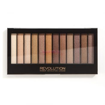 MAKEUP REVOLUTION LONDON REDEMPTION ESSENTIAL SHIMMERS PALETA