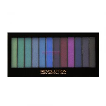 MAKEUP REVOLUTION LONDON REDEMPTION MERMAID VS UNICORNS PALETTE