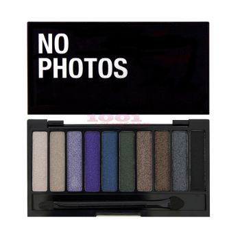 MAKEUP REVOLUTION LONDON SLOGAN PALETTE NO PHOTOS PLEASE WITH MINI PRIMER