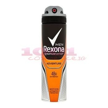 REXONA MEN MOTIONSENSE ADVENTURE ANTIPERSPIRANT SPRAY