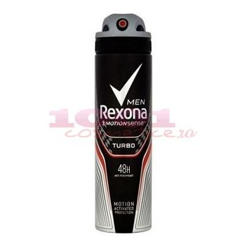 REXONA MEN MOTIONSENSE TURBO ANTIPERSPIRANT SPRAY