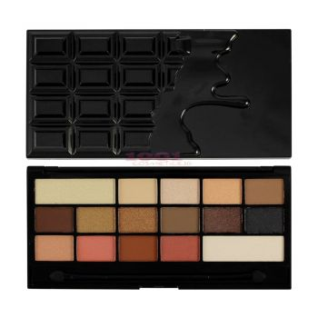 MAKEUP REVOLUTION I LOVE CHOCOLATE VICE PALETA FARDURI