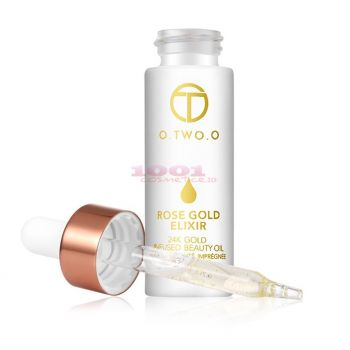 O.TWO.O ROSE GOLD ELIXIR ULEI CU ABSORTIE RAPIDA