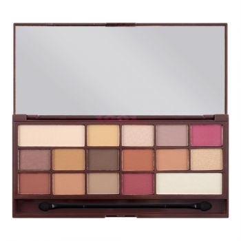 MAKEUP REVOLUTION CHOCOLATE ELIXIR EYESHADOW PALETA DE FARDURI
