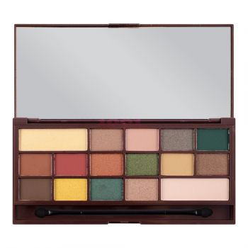 MAKEUP REVOLUTION CHOCOLATE MINT EYESHADOW PALETA DE FARDURI