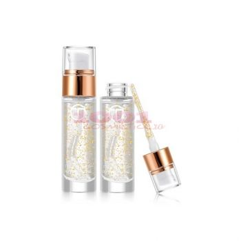 O.TWO.O HYDRATING FACE PRIMER PORE MINIMIZING 24 GOLD ELIXIR SKIN BAZA DE MACHIAJ