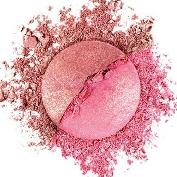 BOURJOIS LE DUO BLUSH COLOUR SCULPTING CONTUR SI BLUSH INSEPAROSES 01