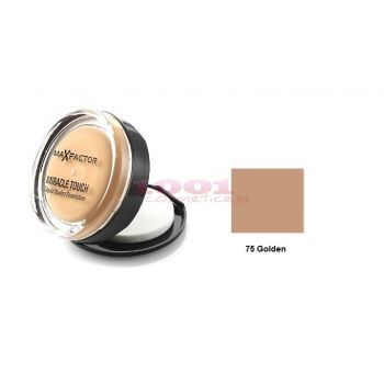 MAX FACTOR MIRACLE TOUCH GOLDEN 75