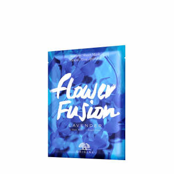 FLOWER FUSION LAVENDER SHEET MASK 34gr