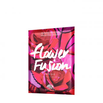 FLOWER FUSION ROSE SHEET MASK 34gr