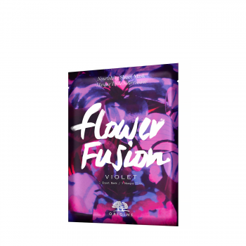 FLOWER FUSION VIOLET SHEET MASK 34gr