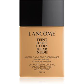 Lancôme Teint Idole Ultra Wear Nude make-up usor matifiant
