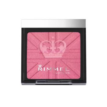 RIMMEL LONDON LASTING FINISH SOFT COLOUR BLUSH LIVE PINK 050