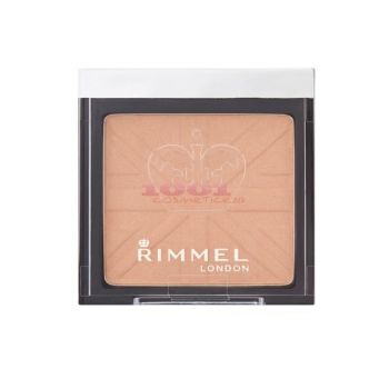 RIMMEL LONDON LASTING FINISH SOFT COLOUR BLUSH SANTA ROSE 010
