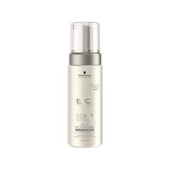 Spuma Densificatoare pentru Par Fin - Schwarzkopf BC Bonacure Scalp Genesis Root Activating Densifying Foam for Thinning Hair, 150ml